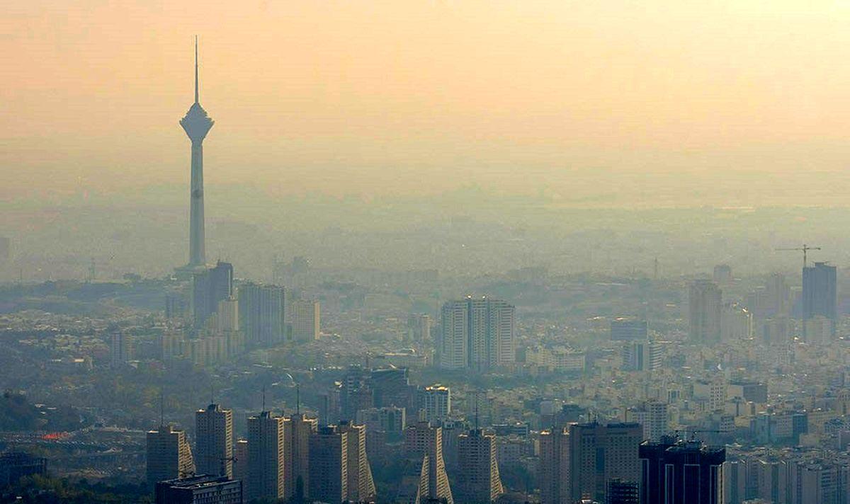 آلودگی هوا بر روی کرونا هم تاثیر می گذارد