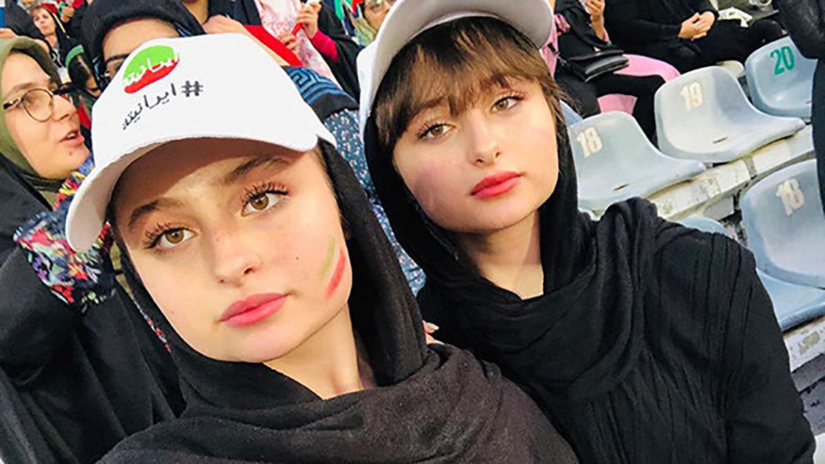 غوغای سارا و نیکا این بار در تهران نه خارج! +عکس