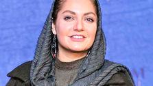 عکس لورفته از مهناز افشار در استادیوم آزادی برای تماشای دربی