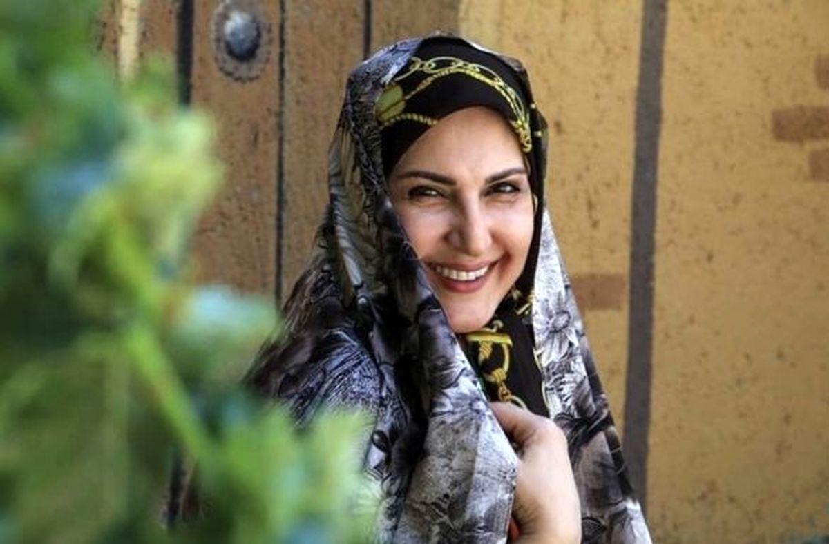 فاطمه گودرزی چادری شد!+عکس
