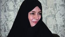 حجاب برتر بر سر مریلا زارعی +تصویر زیبا