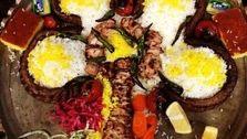 منوی رستوران مرشد