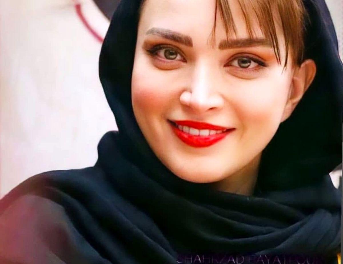 عکس| پوشش متفاوت بهنوش طباطبایی در تهران و مشهد!