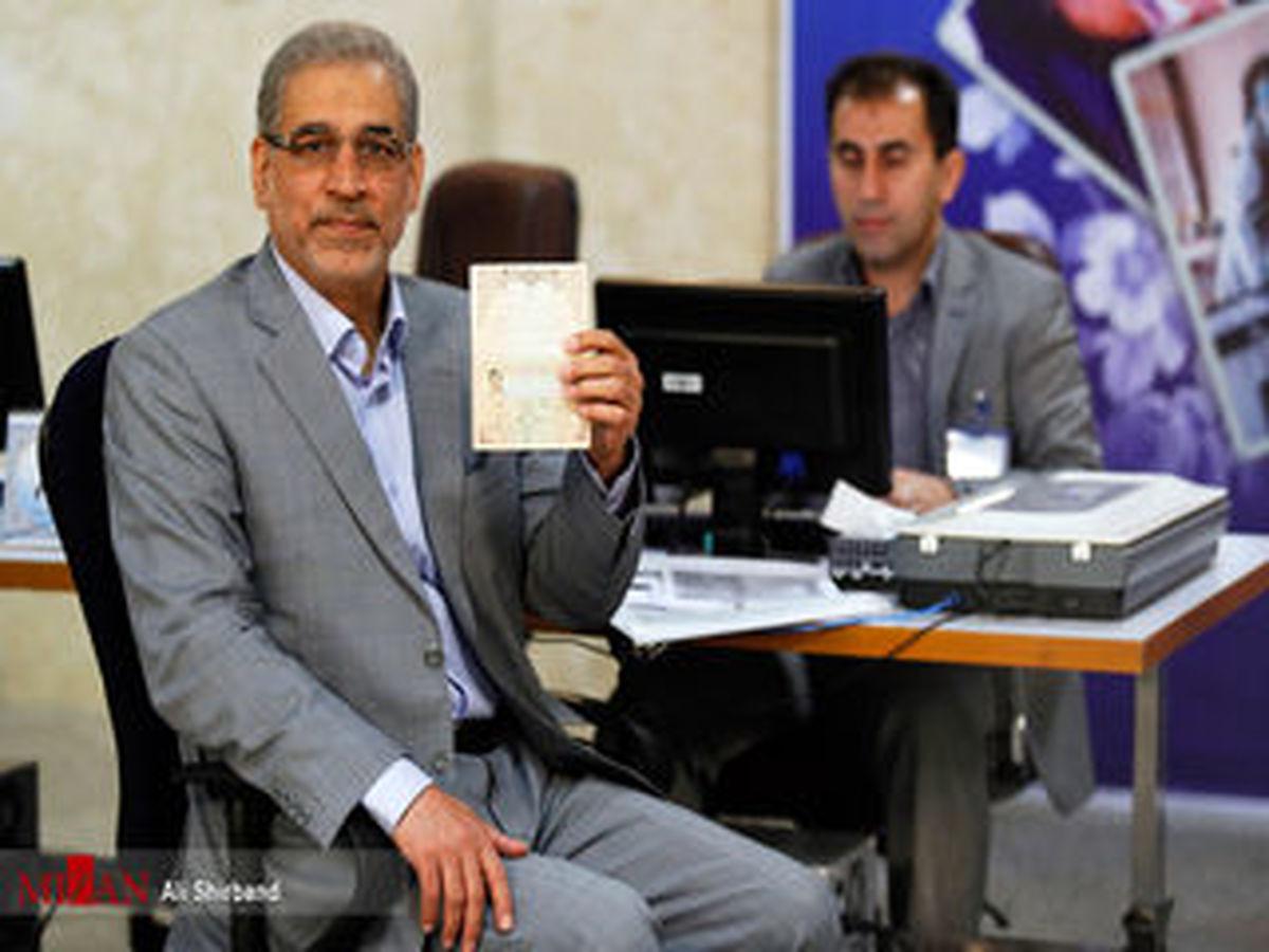 یک وزیر دیگر احمدینژاد اعلام کاندیداتوری کرد