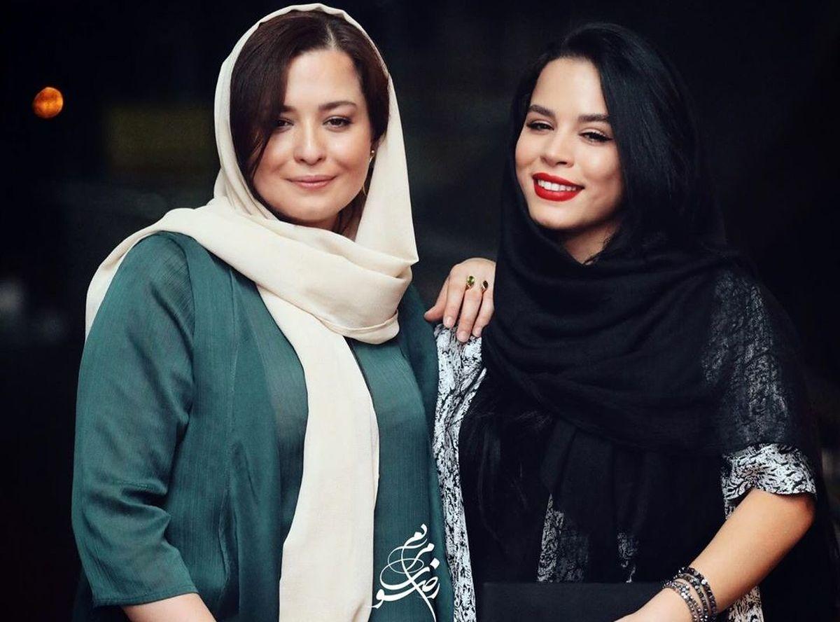 ملیکا و مهراوه شریفی نیا کجا هستند؟ +عکس