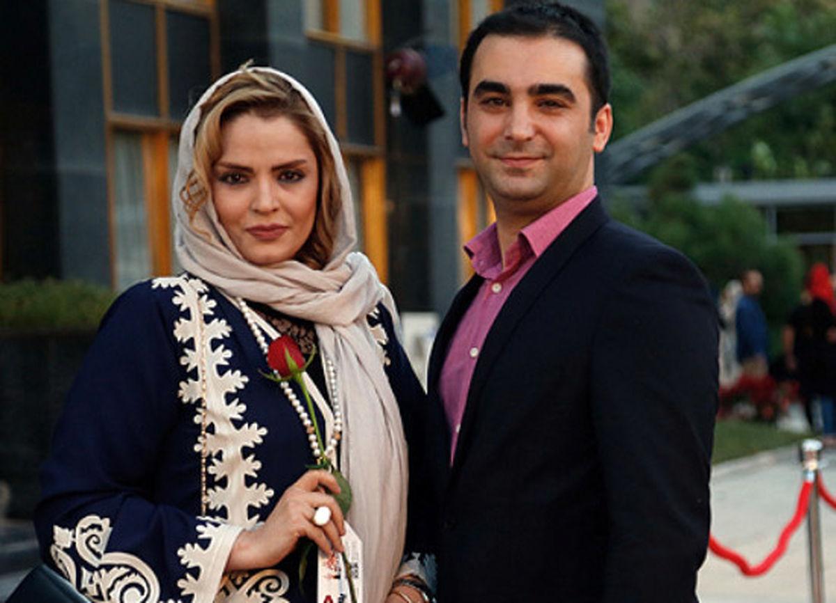 کیف برند و گرانقیمت سپیده خداوردی سوژه شد +عکس همسرش