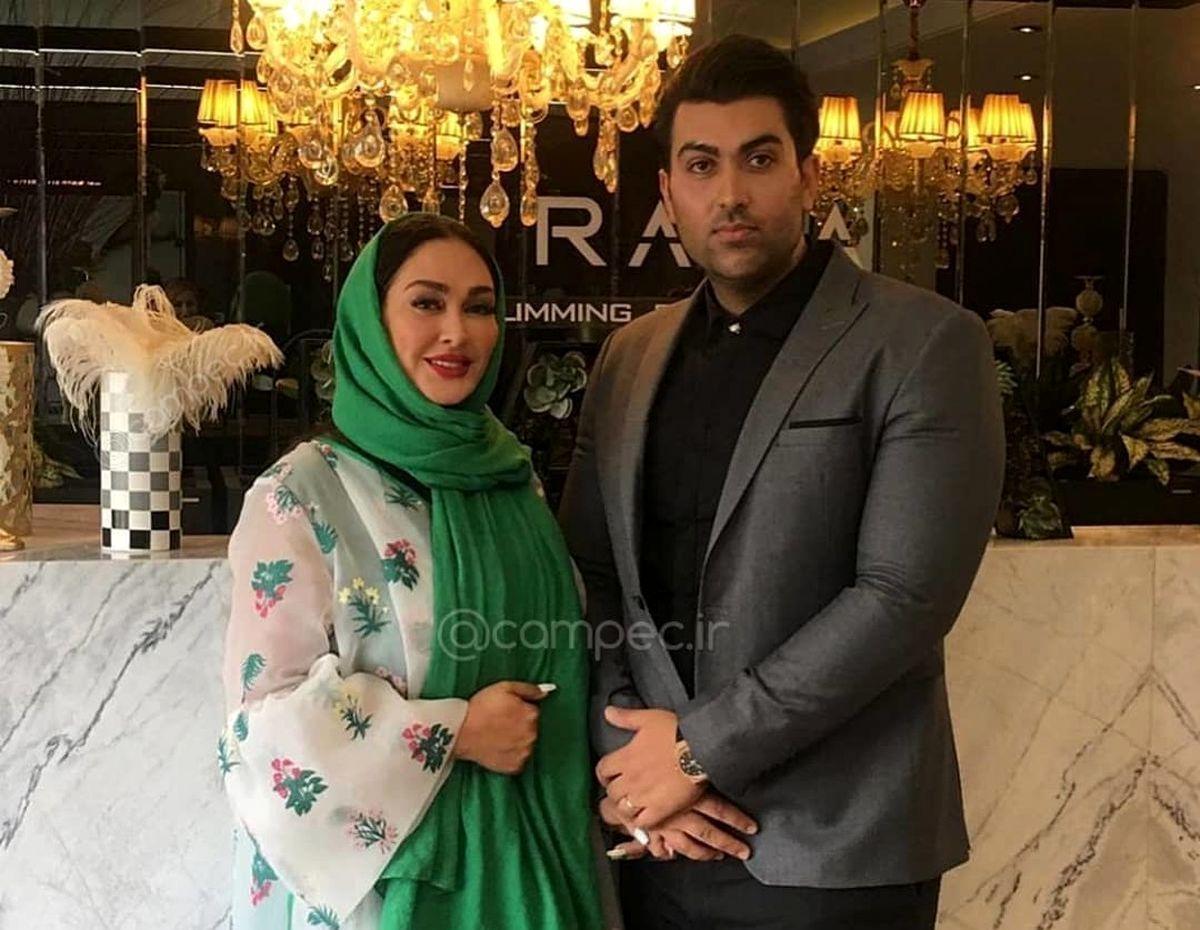 بیوگرافی الهام حمیدی و همسرش (اول و دوم) با عکس جدید