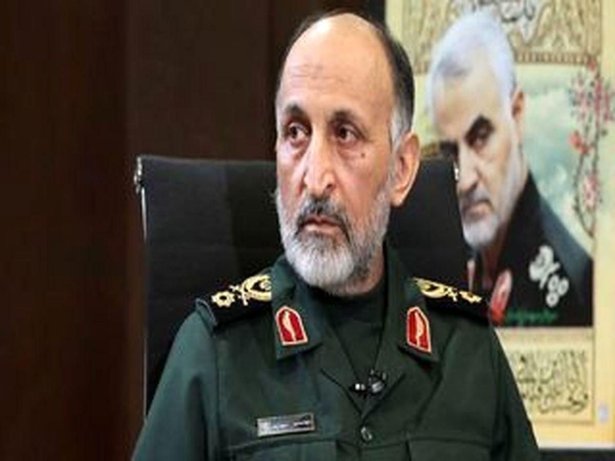 علت اصلی شهادت سردار حجازی اعلام شد