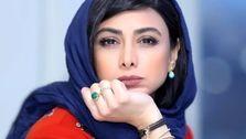 بازگشت آزاده صمدی با قیافه هالیوودی! +عکس جنجالی