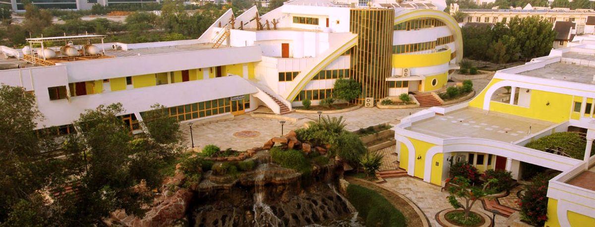 تاریخچه هتل فلامینگو کیش