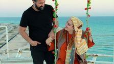 عکس جدید بهاره رهنما و همسرش در فضای مجازی
