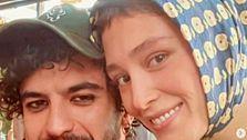 عشق و عاشقی فرشته حسینی و نوید محمدزاده سوژه شد!