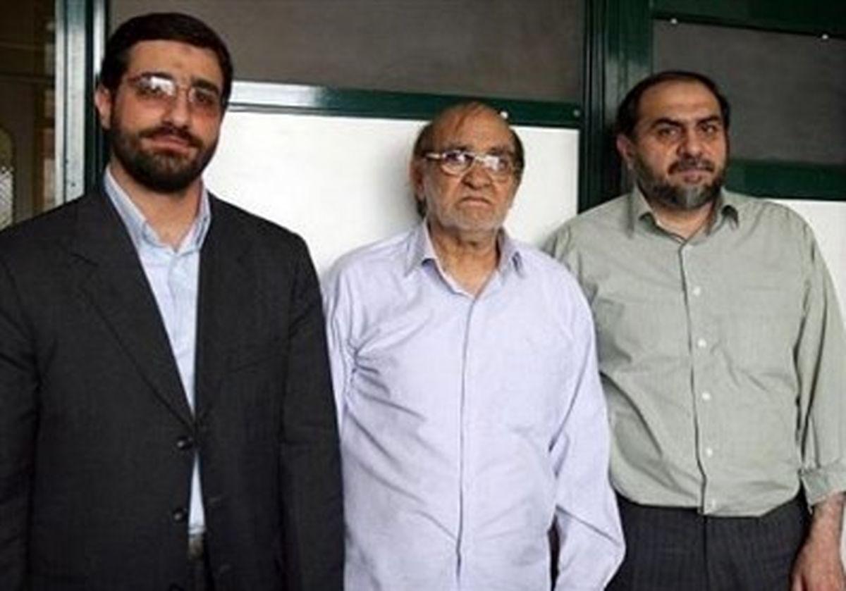 حاج حیدر رحیمپور ازغدی درگذشت