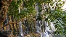 آبشار مارگون شیراز؛ بزرگترین آبشار چشمهای جهان