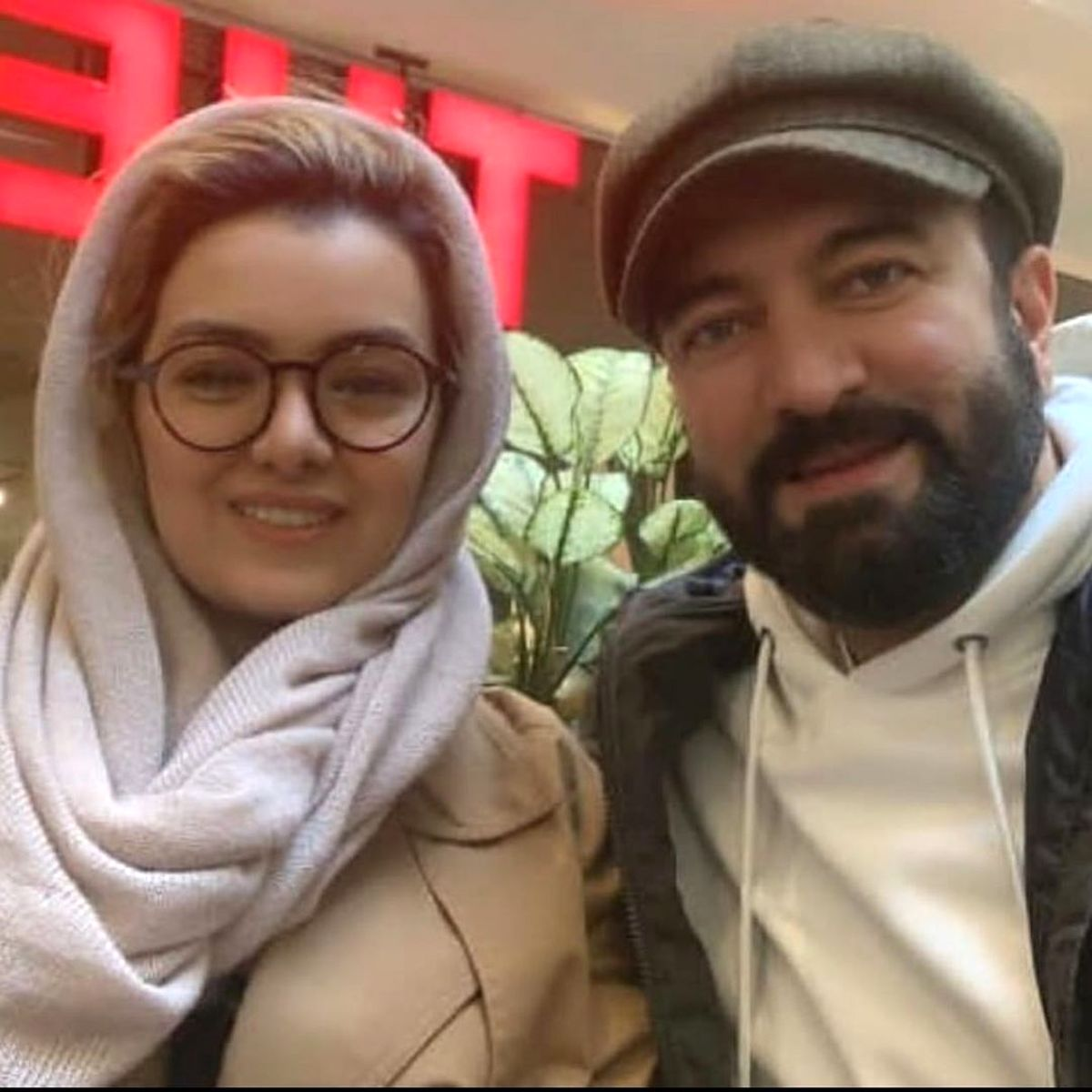 مجید صالحی: همسرم پرستار مادرم نبود! +عکس