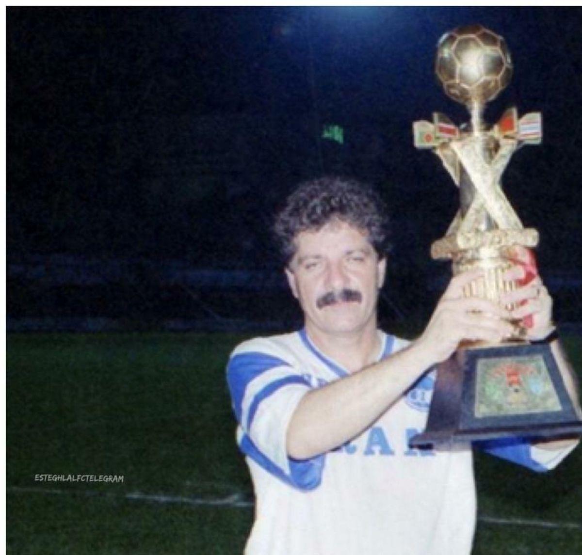 حرف های جنجالی مرحوم پورحیدری درباره دومین قهرمانی استقلال در آسیا+ عکس لو رفته