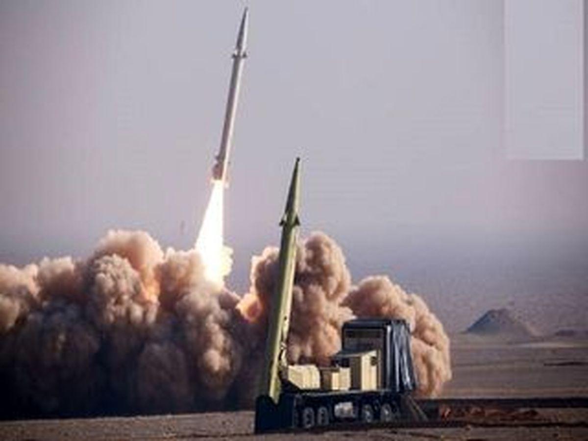 سپاه از مزرعه موشکی خود رونمایی کرد