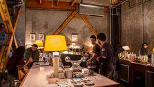 منوی کافه رستوران کاوالی