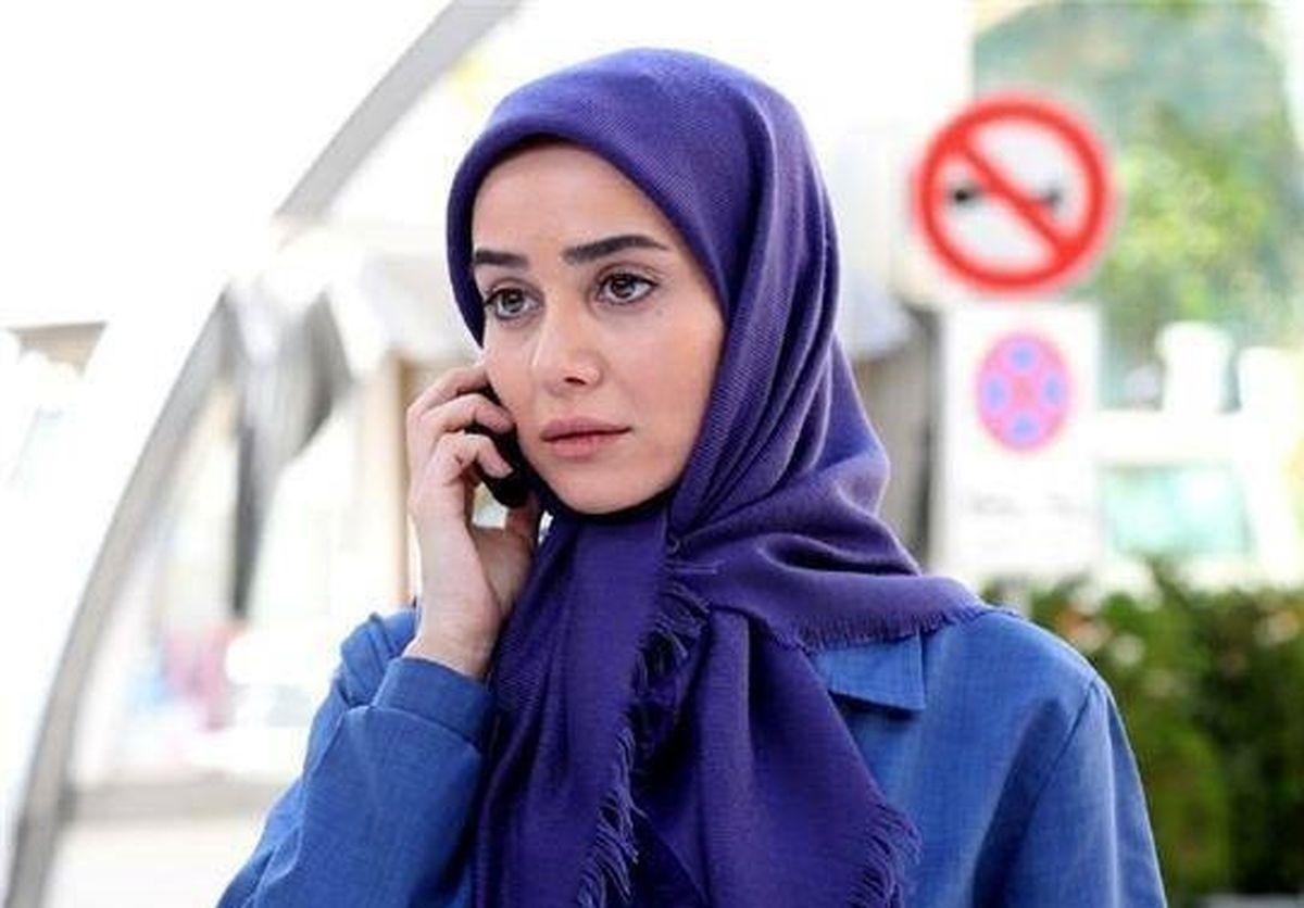 عکس دیده نشده الناز حبیبی قبل از عمل زیبایی!