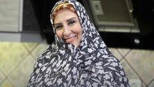 سوتی خنده دار مرجانه گلچین در برنامه زنده تلویزیونی +عکس