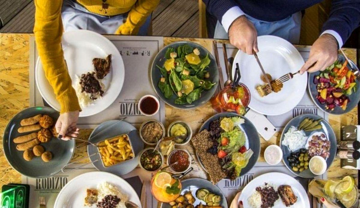 تجربه عالی در رستوران رودیزیو
