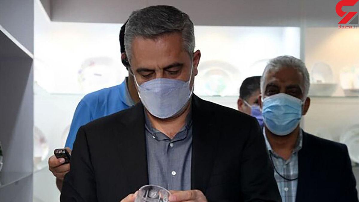 مدیر ارشد گمرک شهید رجایی ترور شد! +عکس و جزئیات