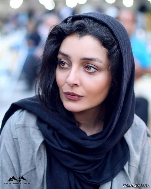 پوشش ساره بیات در جشنواره فجر +عکس
