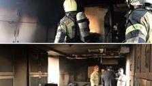 فوری/ بیمارستان بقیةالله تهران دچار آتشسوزی شد