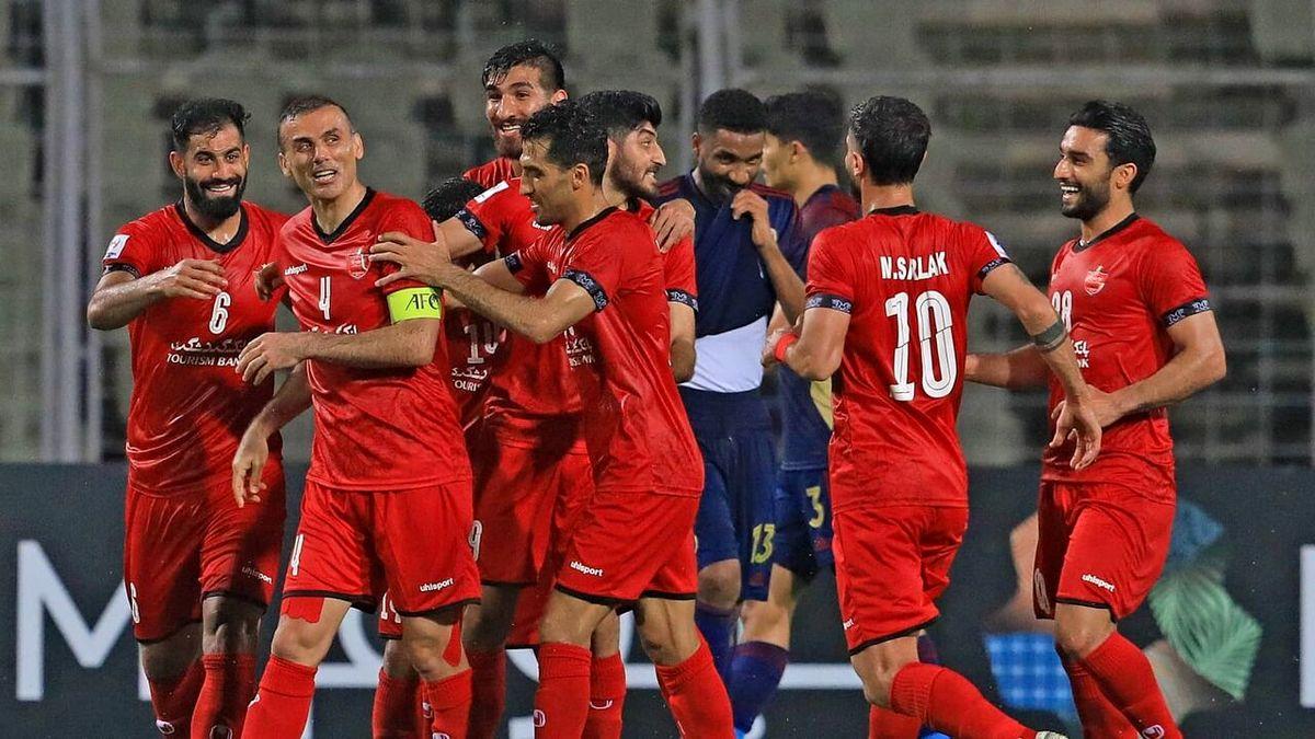 پرسپولیس خطرناک ترین تیم ایرانی در ضربات ایستگاهی