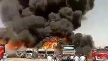 انفجار در جنوب پایتخت؛ ۵ کشته و مصدوم در حادثه انفجار جنوب پایتخت