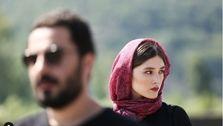 سوژه جدید کاربران؛ قد فرشته حسینی بلندتر از نوید محمدزاده!