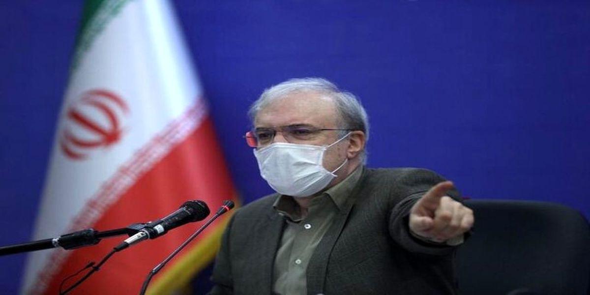 واکنش تند وزیر بهداشت به سوءاستفاده از واکسن پاکبانان