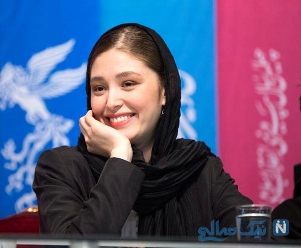 خل بازی فرشته حسینی و خواهرانش +تصاویر جنجالی
