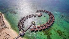 هتل ترنج کیش؛ تنها هتل دریایی کشور
