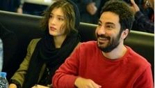 عاشقانه نوید محمدزاده برای فرشته حسینی +تصاویر دونفره