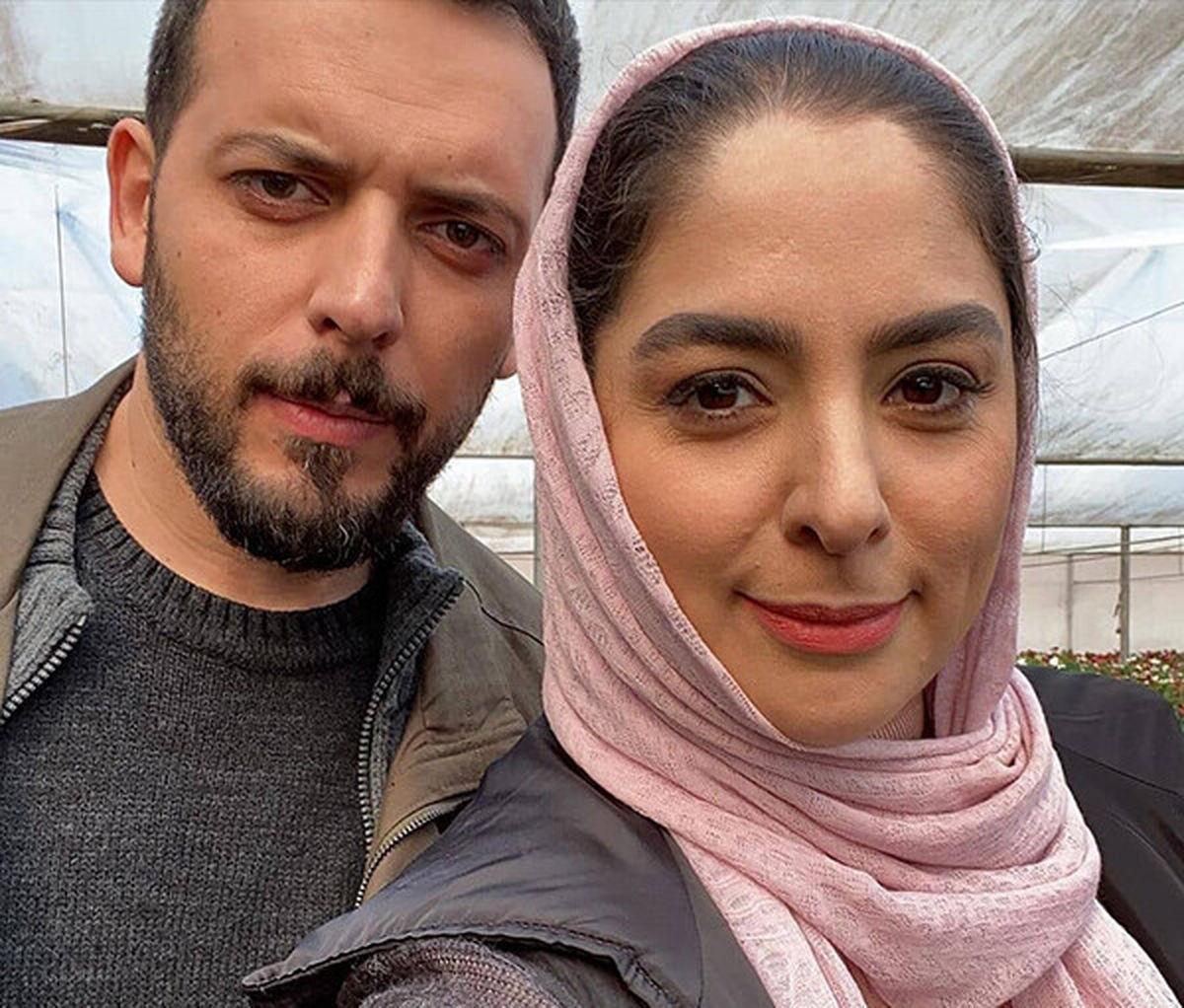 همسر پدرام شریفی کیست؟ +بیوگرافی پدرام شریفی و همسرش